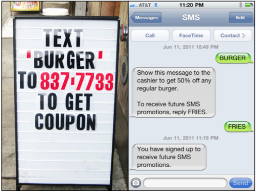Learn Text Marketing