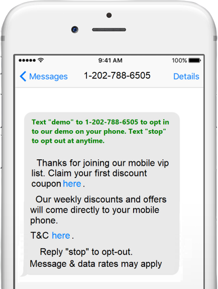 How to start text marketing free